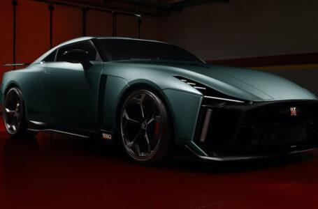 Nissan เปิดตัว GT-R50 By Italdesign รุ่นพิเศษ ที่ผลิตเพียงแค่ 50 คันทั่วโลก