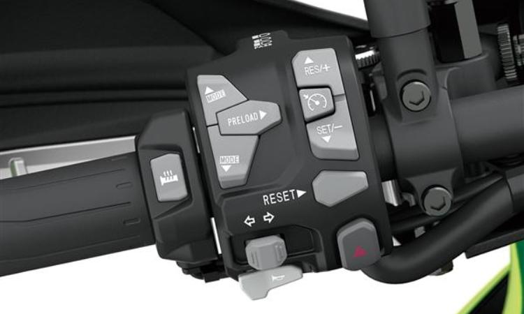 สวิตท์ Kawasaki Versys 1000