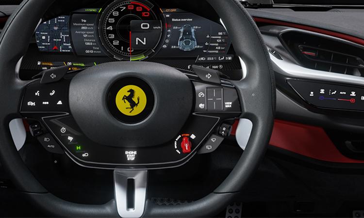 พวงมาลัย Ferrari SF90 STRADALE