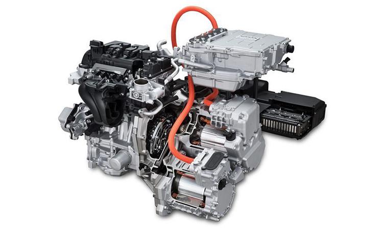 เครื่องยนต์ Nissan KICKS e-Power