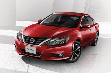 ราคา ตารางผ่อนดาวน์ Nissan Teana Minorchange