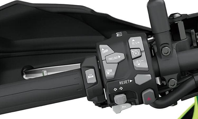 สวิตท์ควบคุม Kawasaki Versys 1000 SE
