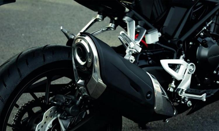 ท่อไอเสีย Honda CB300R