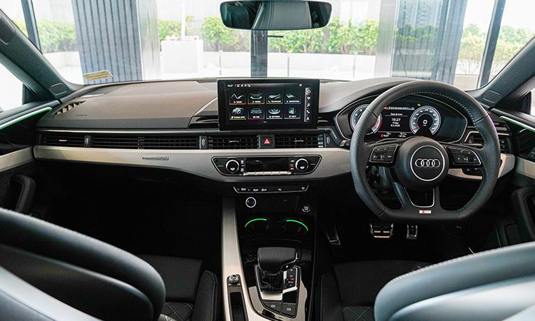 ดีไซน์ Audi A5 Coupé
