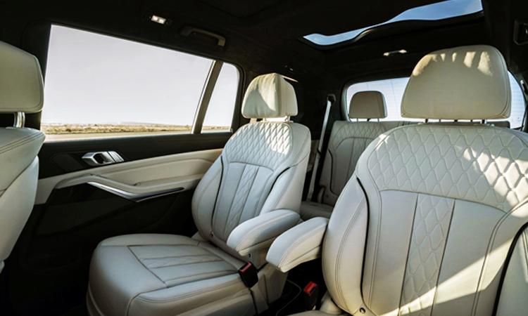ดีไซน์เบาะ BMW Alpina XB7