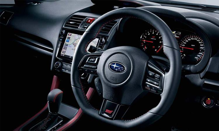 พวงมาลัย Subaru WRX S4 STI Sport