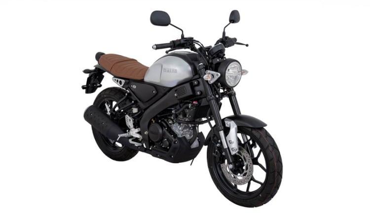 Yamaha XSR155สีเทา