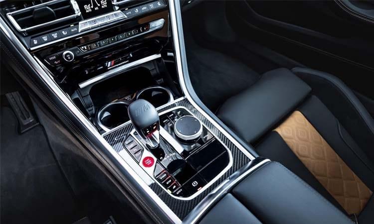 ด้านใน BMW MH8 800