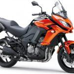 ราคา ตารางผ่อนดาวน์ Kawasaki Versys 1000