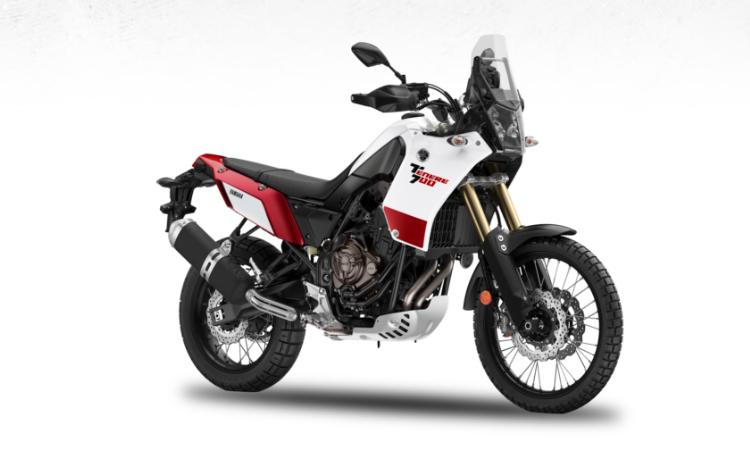 Yamaha Tenere 700 สีแดง
