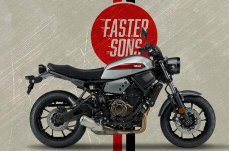 ราคา ตารางผ่อนดาวน์ Yamaha XSR700