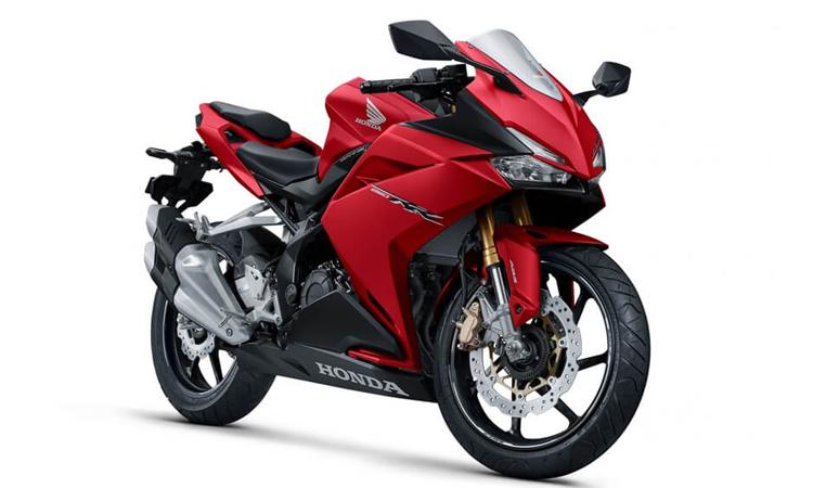 ราคา ตารางผ่อนดาวน์ Honda CBR250RR ABS