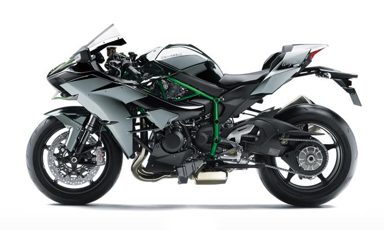 Kawasaki Ninja-H2