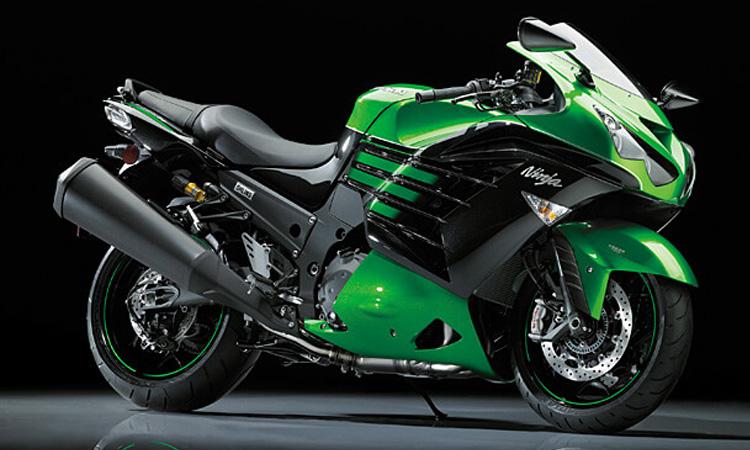 ราคา ตารางผ่อนดาวน์ Kawasaki Ninja ZX-14R
