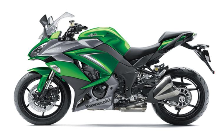 ราคา ตารางผ่อนดาวน์ Kawasaki Ninja 1000