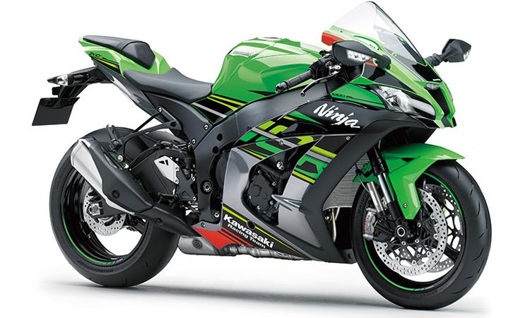 ราคา ตารางผ่อนดาวน์ Kawasaki Ninja ZX10R