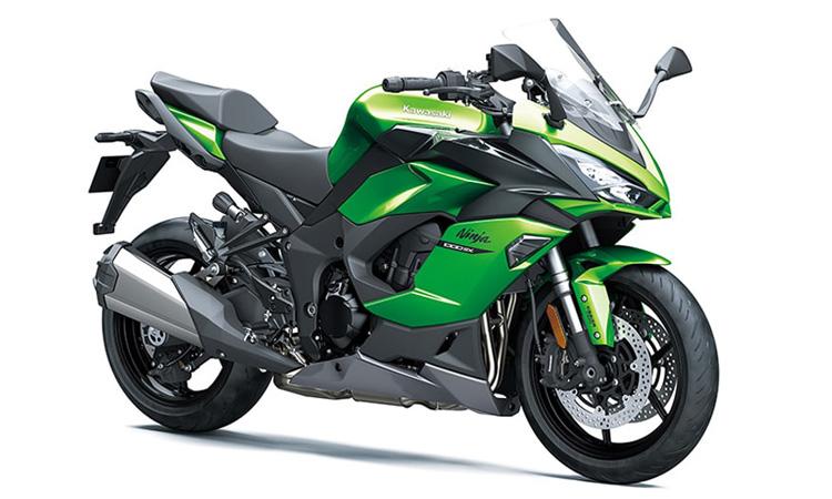 ราคา ตารางผ่อนดาวน์ Kawasaki Ninja 1000SX