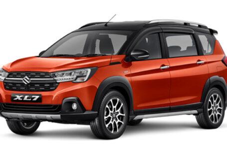 SUZUKI XL7 เตรียมเปิดตัวในไทย ต้นเดือนกรกฎาคมนี้