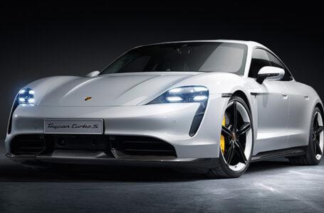 ราคา ตารางผ่อนดาวน์ Porsche TAYCAN รถยนต์ไฟฟ้า EV 100%