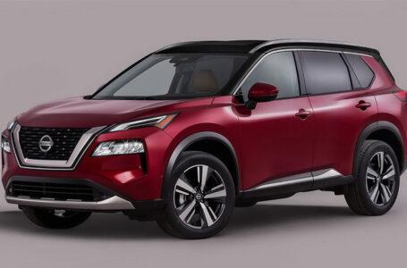 All-New Nissan X-Trail 2021 ปรับดีไซน์ใหม่