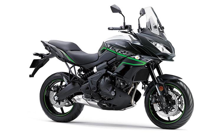 Kawasaki Versis 650