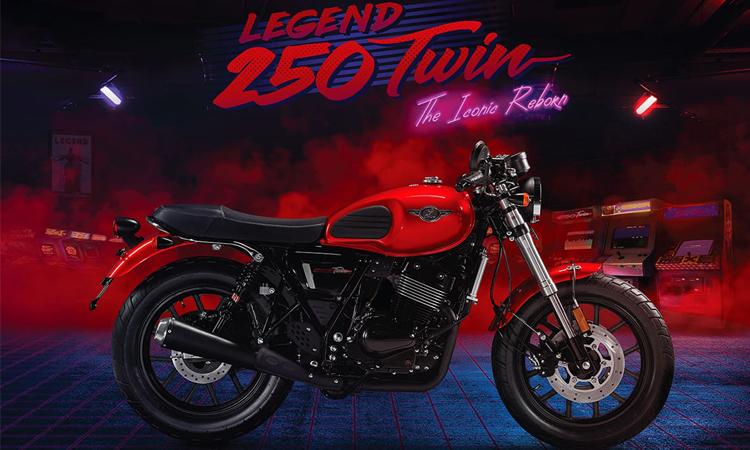 GPX Legend 250 Twin