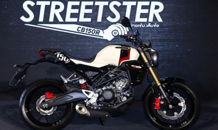 ราคา ตารางผ่อนดาวน์ Honda CB150R