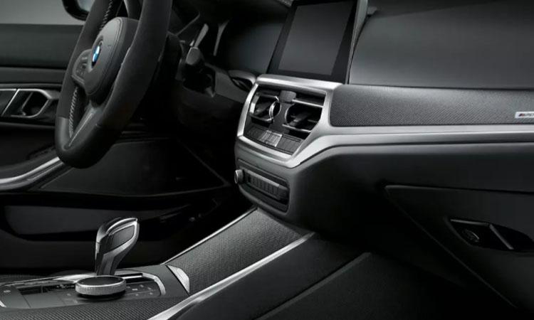 ดีไซน์ภายใน BMW Series 4 Coupe 2021