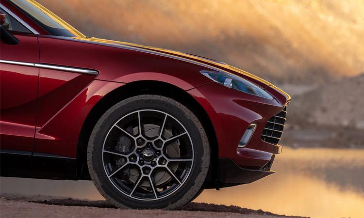 ล้อ Aston Martin DBX
