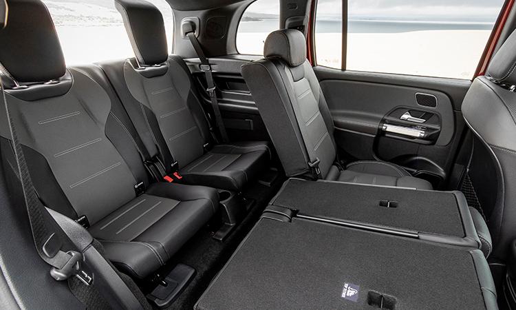 การจัดเบาะ NEW Mercedes-Benz GLB 200