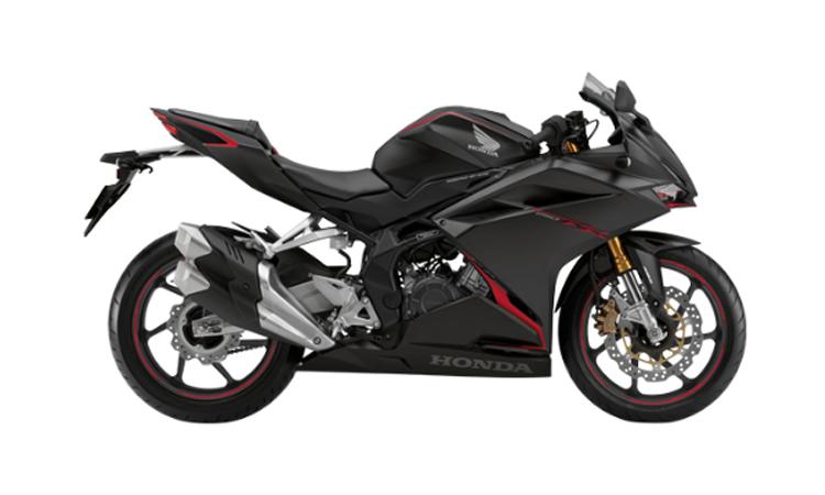 Honda CBR250RR ABS สีดำ