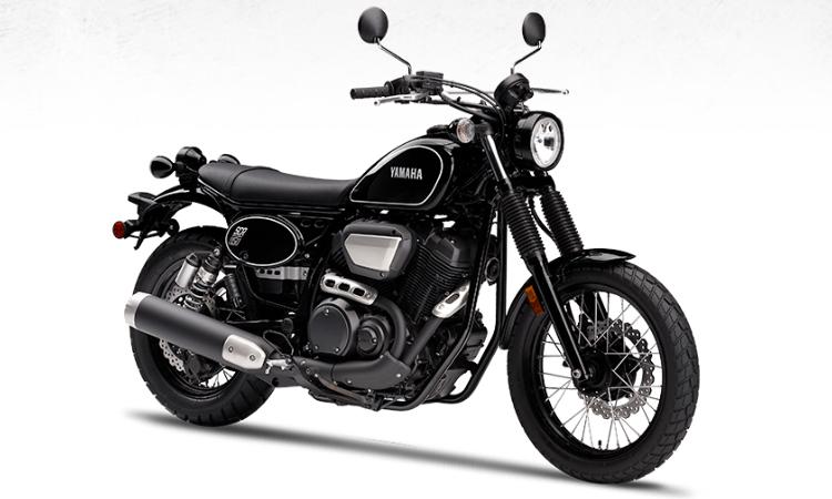Yamaha SCR950 สีดำ