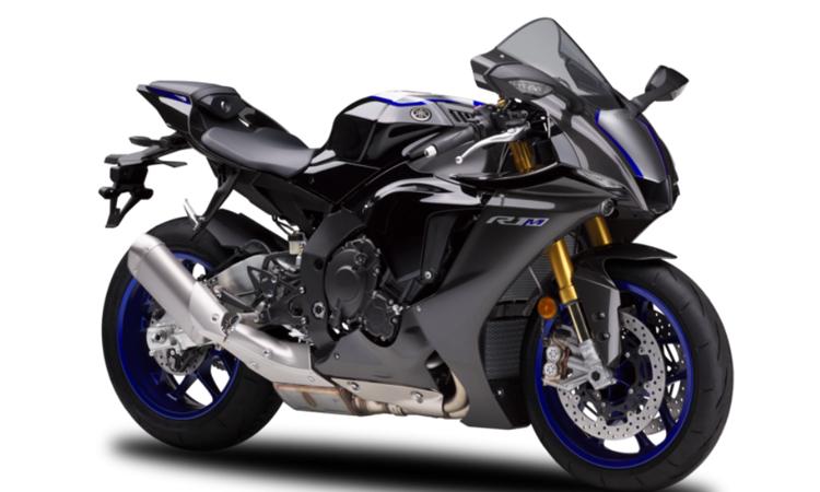 สีตัวถัง Yamaha YZF-R1M 2020