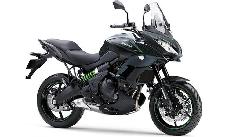 Kawasaki Versys 650 สี BLACK