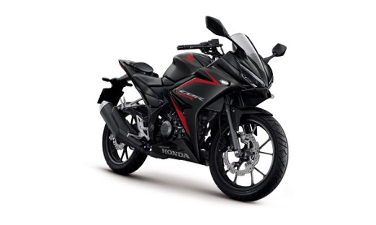 ตารางผ่อนดาวน์ Honda CBR150R 2020 สีดำ