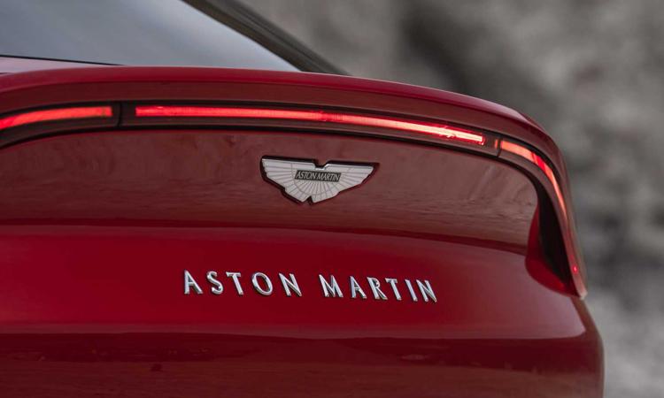 ไฟท้ายAston Martin DBX
