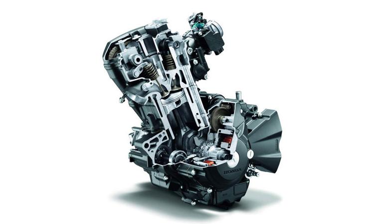 เครื่องยนต์ Honda CBR300R