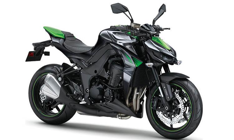 Kawasaki Z1000 สี BLACK