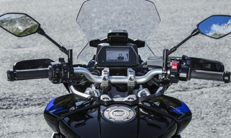 ตัวถัง Yamaha Tracer 900 GT