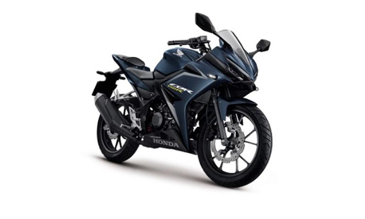 ตารางผ่อนดาวน์ Honda CBR150R 2020 สีน้ำเงิน