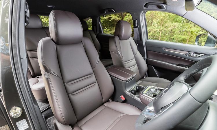 เบาะหน้า Mazda CX-8