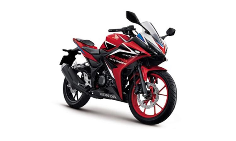 ตารางผ่อนดาวน์ Honda CBR150R 2020 สีแดง