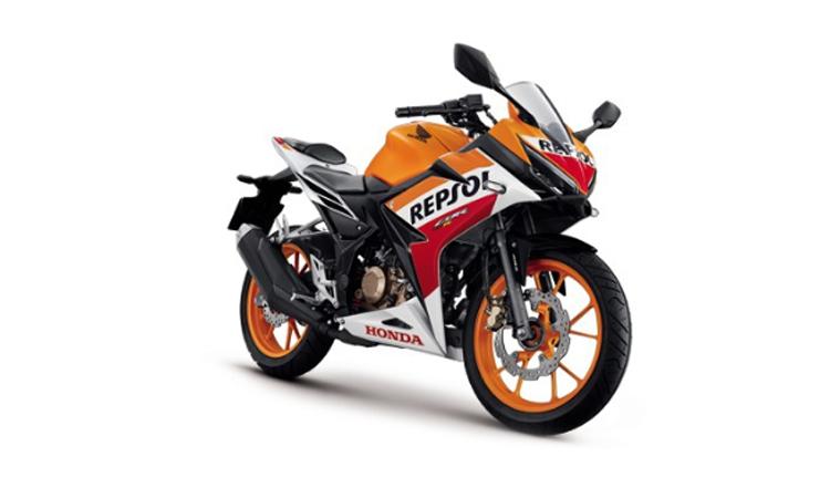 ตารางผ่อนดาวน์ Honda CBR150R 2020 สีส้ม
