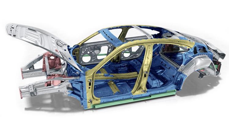ระบบความปลอดภัย Porsche TAYCAN