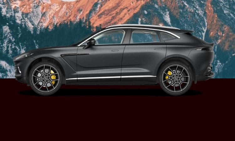สีตัวถัง Aston Martin DBX