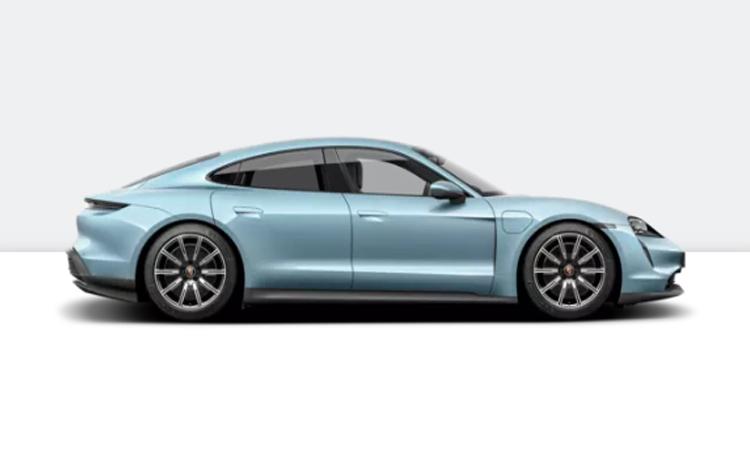 สีตัวถัง Porsche Taycan