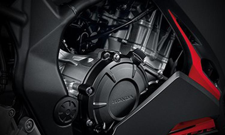 เครื่องยนต์ Honda CBR250RR