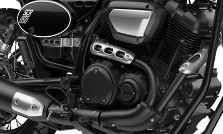 เครื่องยนต์ Yamaha SCR950