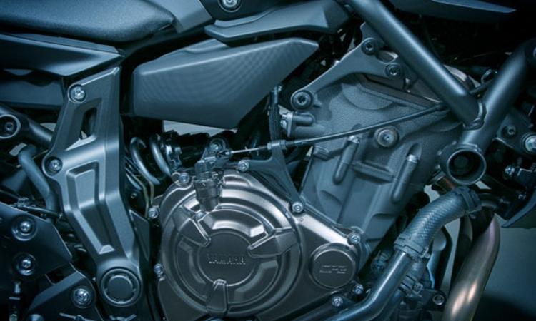 เครื่องยนต์ Yamaha MT 07