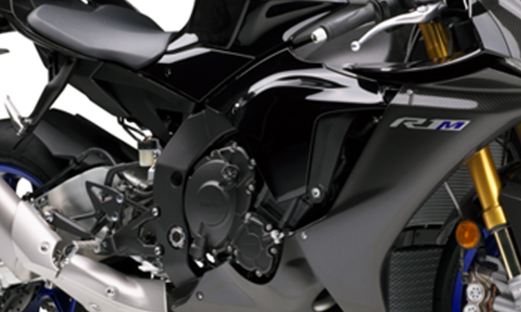 เครื่องยนต์ Yamaha YZF-R1M